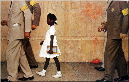 canvass44_norman_rockwell_ruby_bridges_gabby_douglas_president_obama_art_power_perspective