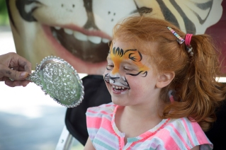The Ontario Kiwanis Kids Free Day at the Kiwanis Children's Animal Farm at Canatara Park on Saturday, July 8, 2017 in Sarnia, Ontario.