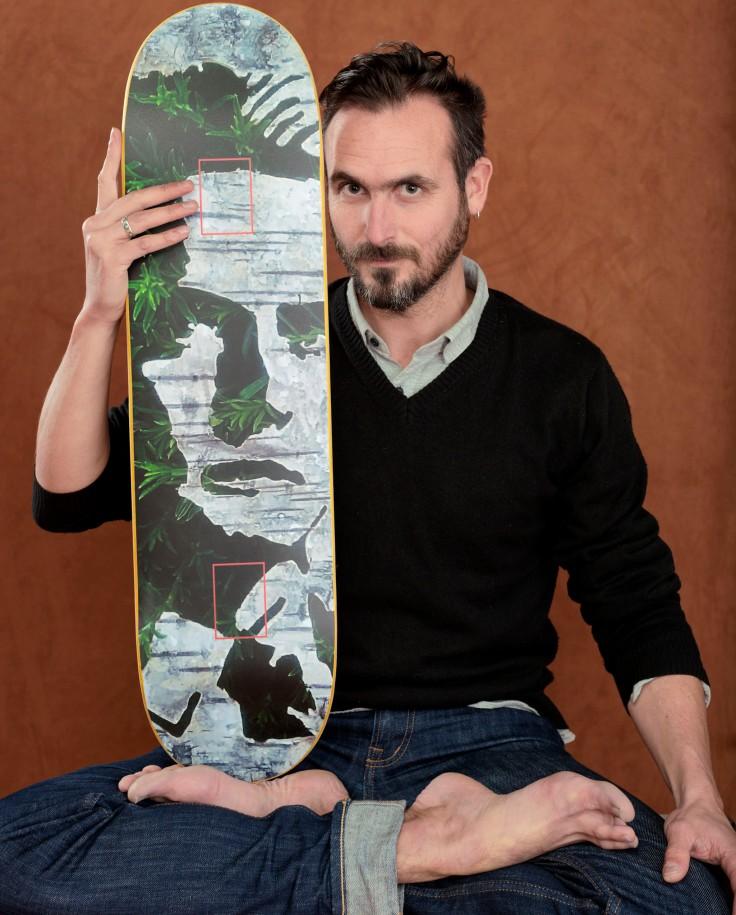 Xavier Ride, artist name: Mister Ride