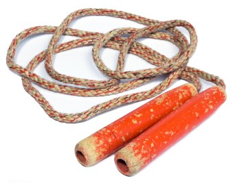 Old jump rope