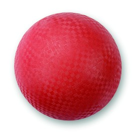 Playground Ball Red