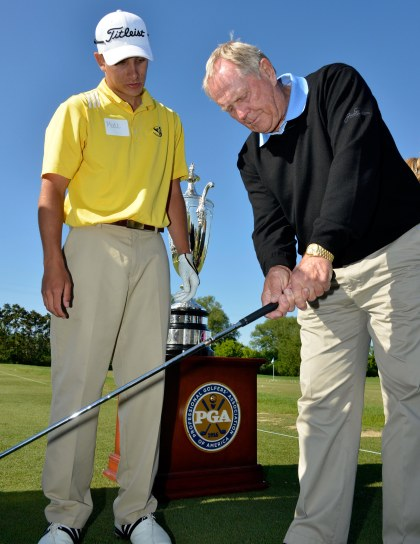 Nicklaus Photo credit Jim Mandeville SLASH The Nicklaus Companies